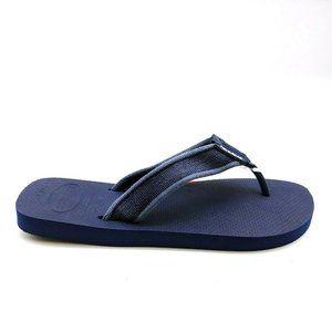 Havaianas Alpargatas Flip Flop Navy Blue 11-12 New
